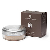 BARE FACED BEAUTY Natural Mineral Finishing Powder - TRAVEL KISZERELÉSŰ 100% TERMÉSZETES ÁSVÁNYI FINISH PÚDER 1,5 g
