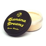 W7 COSMETICS Banana Dreams Loose Powder - FINOMSZEMCSÉS PORPÚDER