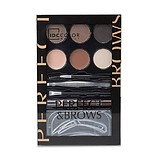IDC COLOR Perfect & Brows Eyebrow Set - SZEMÖLDÖK FORMÁZÓ SZETT