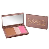 URBAN DECAY Naked Flushed Bronzer, Highlighter, Blush Palette GOING NATIVE