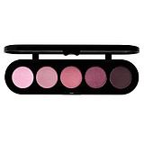 MAKE-UP ATELIER Eyeshadow Palette T10 Brown Mauve