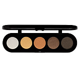 MAKE-UP ATELIER Eyeshadow Palette T14 Golden Bronze - SZEMFESTÉK PALETTA