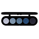 MAKE-UP ATELIER Eyeshadow Palette T27 Blue Jeans - SZEMFESTÉK PALETTA