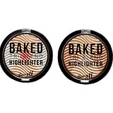 BARRY M Baked Tri-Blend Highlighter - HIGHLIGHTER KOMPAKT