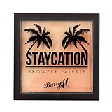 BARRY M Staycation Bronzer Palette - KÉT-TÓNUSÚ BRONZER