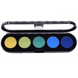 MAKE-UP ATELIER Eyeshadow Palette T32 Nature - SZEMFESTÉK PALETTA
